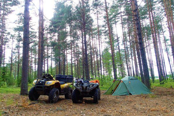 Отдых на Валдае, квадроциклы, озеро Велье, Валдайский национальный парк, qVqZEz0eYAE1