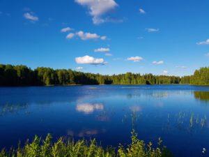 Отдых на Валдае, квадроциклы, озеро Велье, Валдайский национальный парк, 20170628_191328