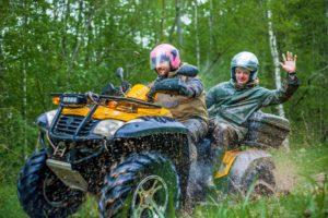 Отдых на Валдае, квадроциклы, озеро Велье, Валдайский национальный парк, 100EOS5D291