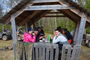 Отдых на Валдае, квадроциклы, озеро Велье, Валдайский национальный парк, DSC_0551